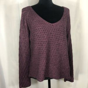 American Eagle Outfitters Womans Sweater V Neck